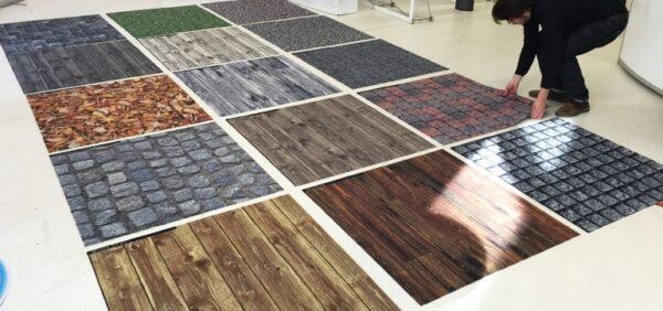 Sonderlösungen | Teppich Printer, Teppich Druck & Schmutzfang-Matten