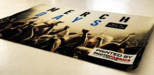 Merch Days | Teppich Printer, Teppich Druck & Schmutzfang-Matten