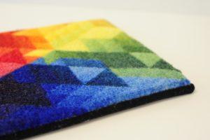 Wollteppiche | Teppich Printer, Teppich Druck & Schmutzfang-Matten
