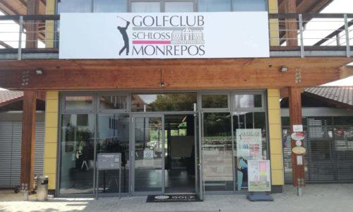 Matte Eingang Golf