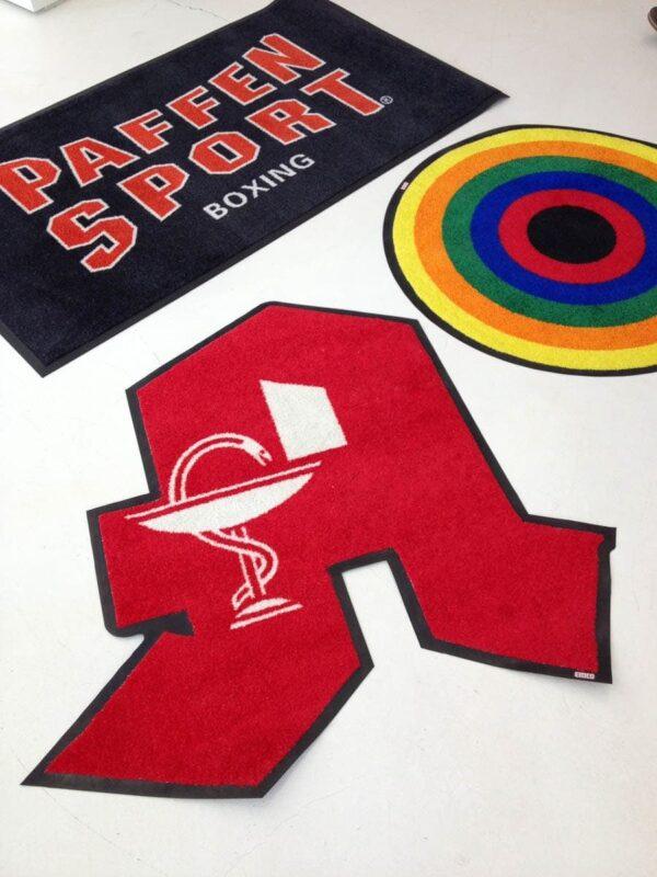 Produkte | Teppich Printer, Teppich Druck & Schmutzfang-Matten